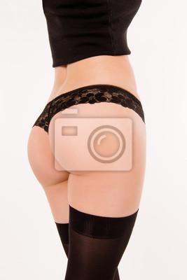 Nice ass. Kobieta kształty.