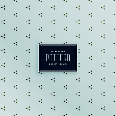 nice minimal small triangle pattern background design