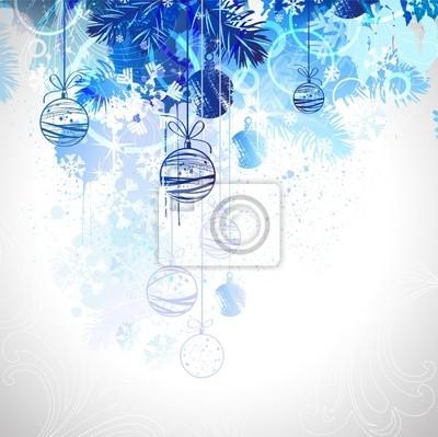 Niebieskie kule