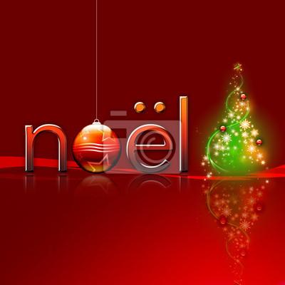 Noël nom + sapin