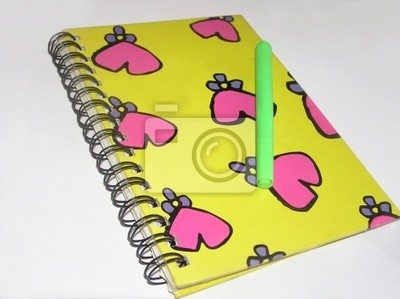 notebook z serca