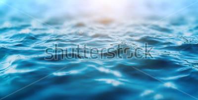 Naklejka ocean water background