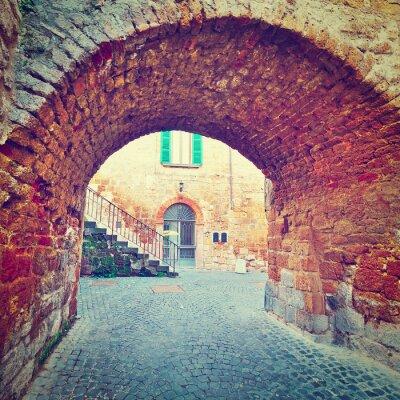 Naklejka Old Arch