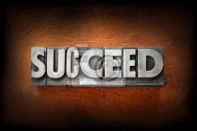 Osiągnąć sukces