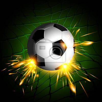 oświetlenie piłka