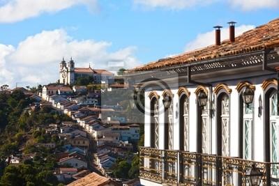 Ouro Preto miasta
