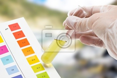 Outdoor testu pH