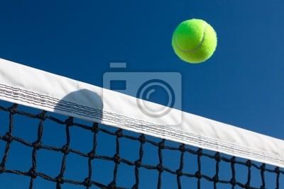 Naklejka Over the Net