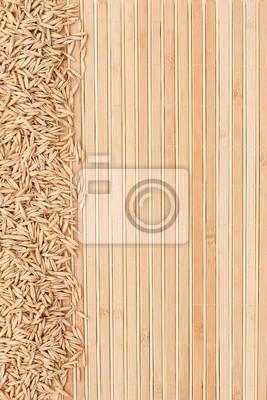 Owsianka na mata bambusowa