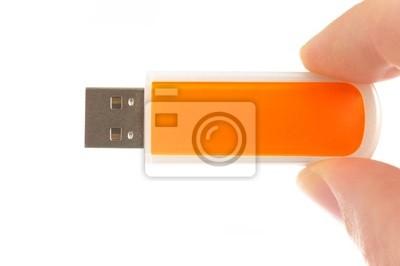 Pamięć USB komputera