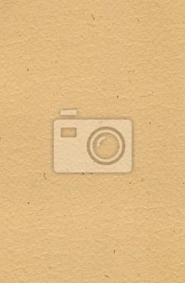 Papier grob - Hintergrund - Hellbraun