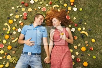 Para z owoców