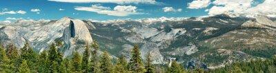 Naklejka Park Narodowy Yosemite