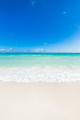 Naklejka piękne tropikalne morze