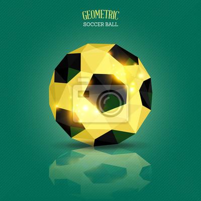 Piłka geometryczna