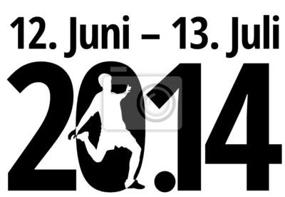 Piłka nożna 2014