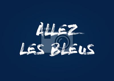 Piłka nożna - Allez les Bleus