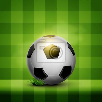 Piłka nożna na tapecie
