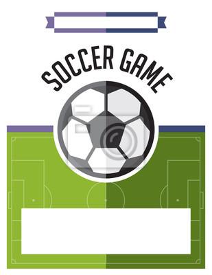 Piłka nożna Piłka nożna Gra wydruku Ilustracja
