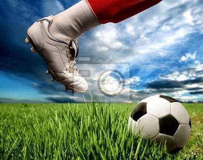 Piłkarz-feet