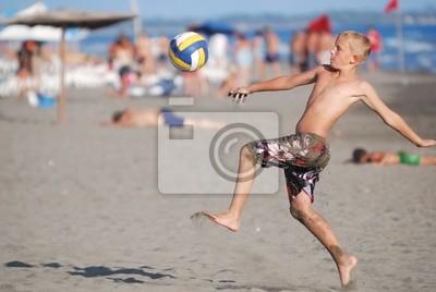 piłkarz siatkówki