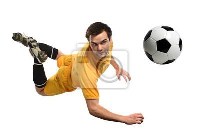 Piłkarz Treść Ball