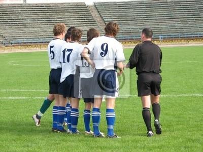 piłkarzy