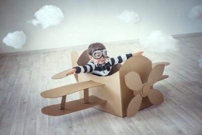 Naklejka Pilot