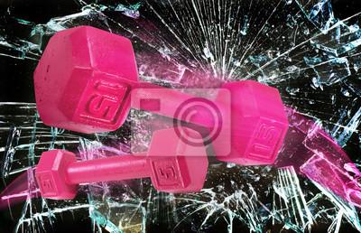 Pink Power Masy dla dziewczynki.