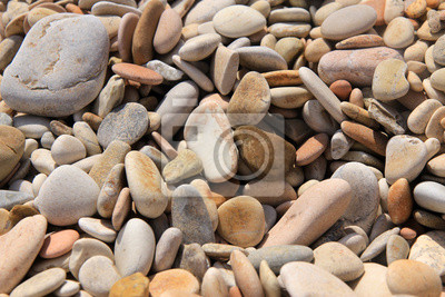 Plaża z kamyków