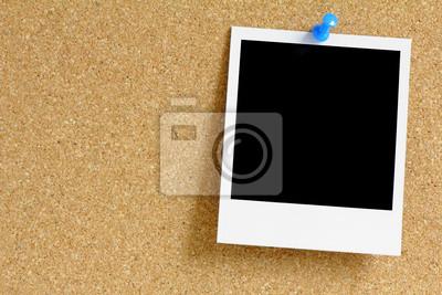 Polaroid Kork Pinwand