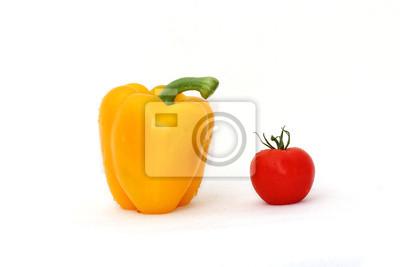 Pomidorów i papryki