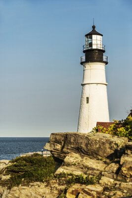 Naklejka Portland Head Lighthouse