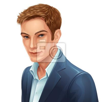 portret człowieka