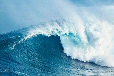 Naklejka Potężny Ocean Wave