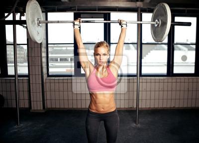 Prasa Shoulder Ćwiczenia Fitness