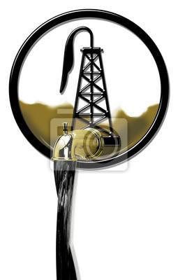 Produkcja oleju.