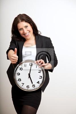 Profesjonalne działalności gospodarstwa zegar