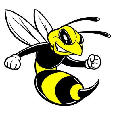 Pszczoła maskotka