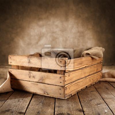 Naklejka pudełko
