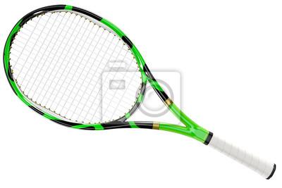 Naklejka Rakieta tenisowa Texture