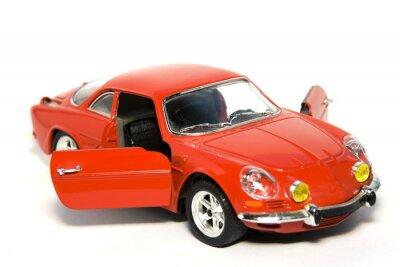 Naklejka Renault Alpine A110