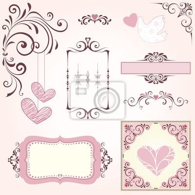 Romantyczny zestaw