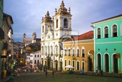Rosario dos pretos Kościół w Salvador, Bahia
