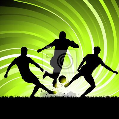 Rozgrywki piłki nożnej