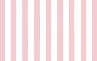 różowym i białym paskiem tapety tło