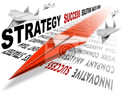 Rozwiązania strategiczne sukces papierowy samolot