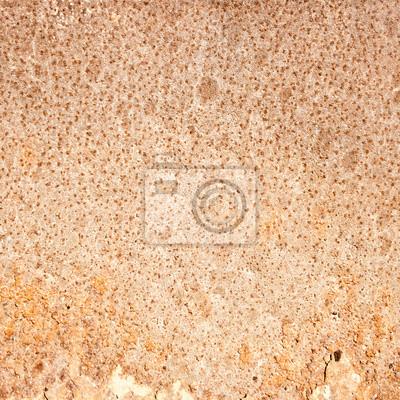 Rusty wall. Tekstury tła.
