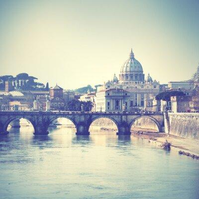 Naklejka Rzym