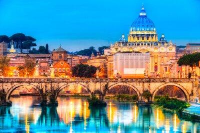 Naklejka Rzym, Włochy.